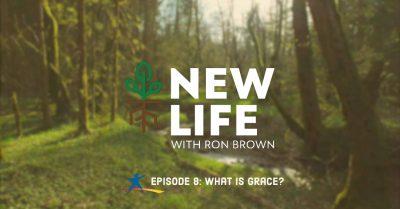 New Life episode 8 logo